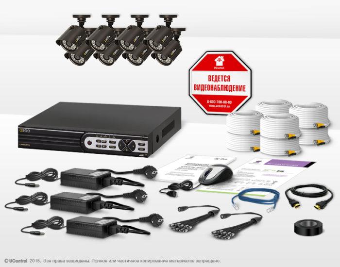 Почему стоит установить в доме систему видеонаблюдения? фото