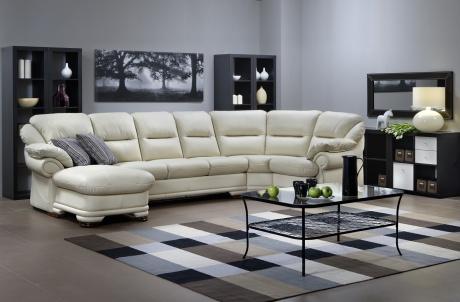 Как выбрать оптимальную форму дивана? - фото