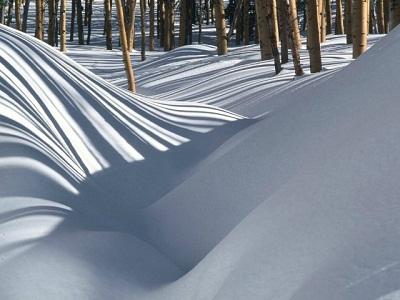 К чему снятся сугробы белого снега? фото