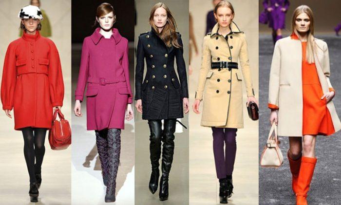 Как выбрать женское пальто по типу фигуры? фото