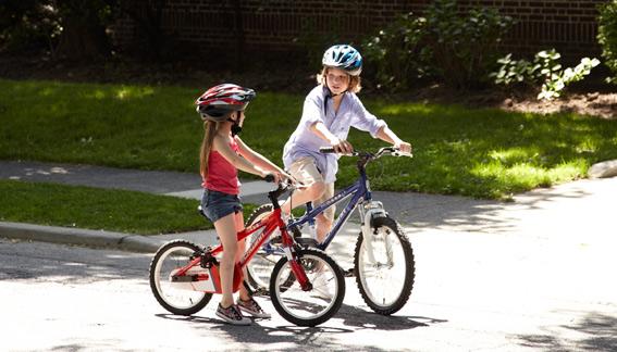 Как выбрать детский велосипед? фото