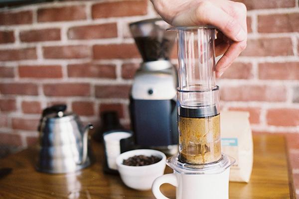 Аэропресс вместо кофемашины? Почему бы и нет? фото
