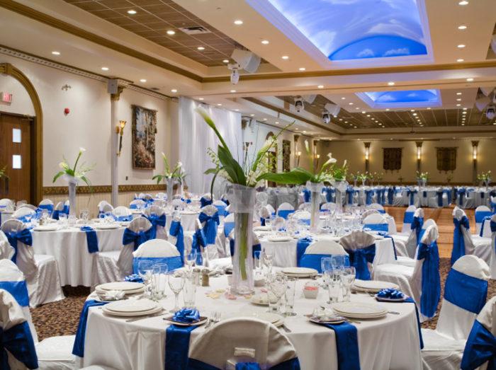На что стоит обратить внимание при выборе банкетного зала для свадьбы? фото