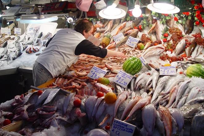 К чему снится рыба на рынке? фото