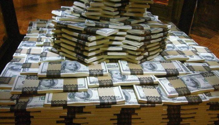 К чему снится много крупных денег? фото