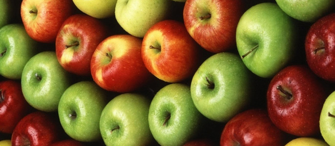 К чему снятся яблоки красные и зеленые? фото