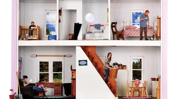 К чему снится чистый дом? фото