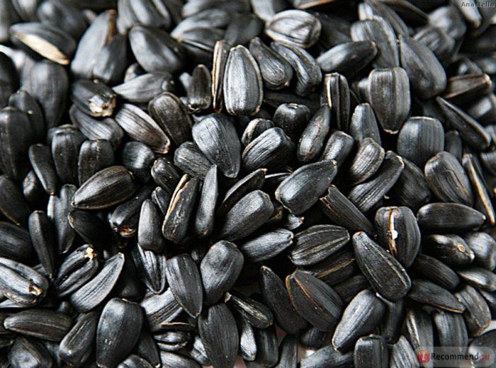 К чему снятся черные семечки? фото