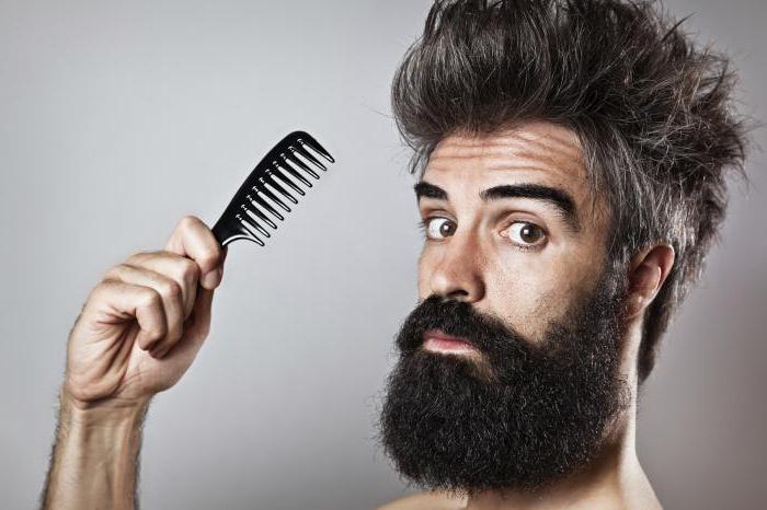 К чему снится черная борода? фото