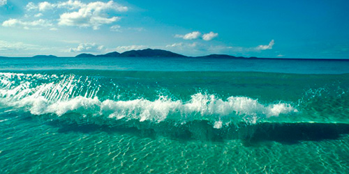 К чему снится красивое море? фото