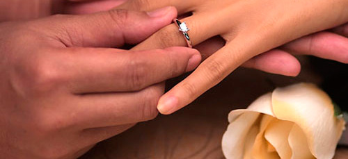 К чему снится одевать золотые кольца? - фото