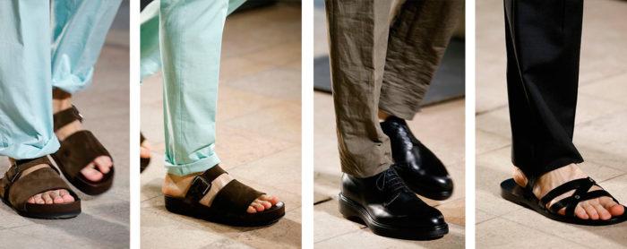 Какая мужская обувь будет в моде весной летом 2016? фото