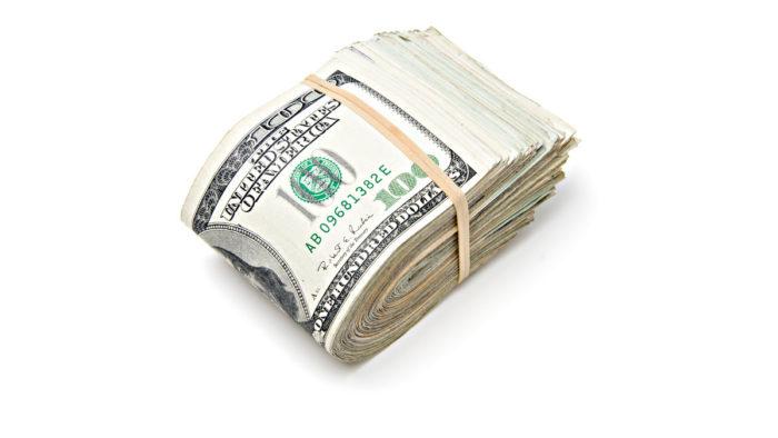 К чему снятся крупные деньги в пачках? фото