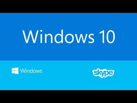 Почему не работает Skype на Windows 10? фото
