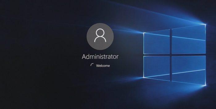 Почему нет прав администратора Windows 10? фото