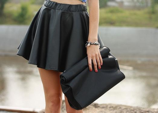 К чему снится черная юбка? фото