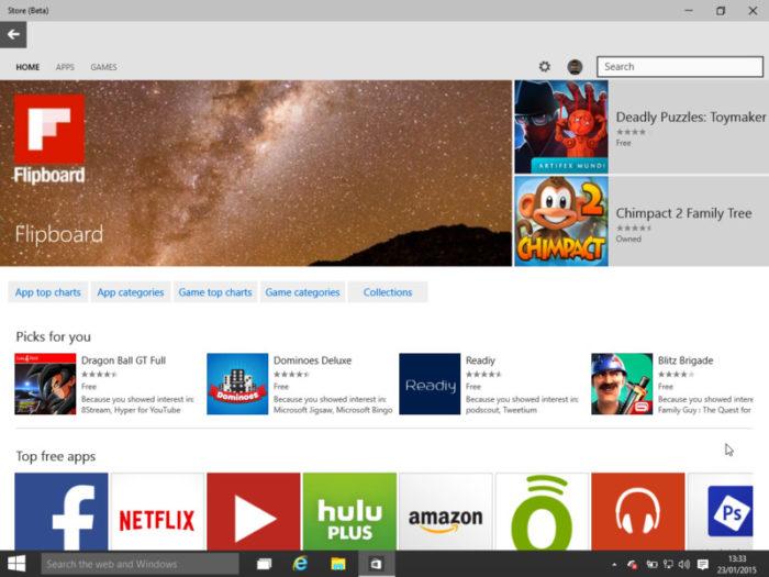 Почему не работает магазин в Windows 10? фото