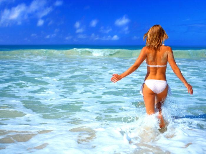 К чему снится купаться в чистой воде? фото