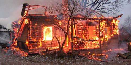 К чему снится чужой сгоревший дом? - фото