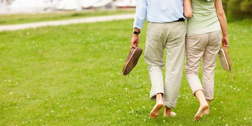 К чему снится ходить босиком? - фото