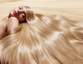 Во сне длинные красивые волосы - 6