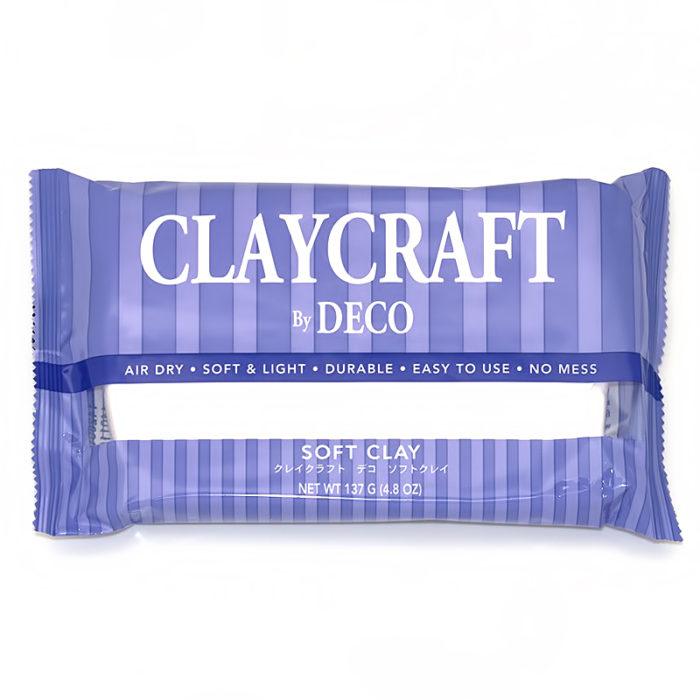 Японская полимерная глина Claycraft by Deco фото