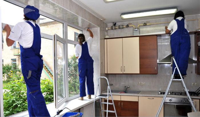 Как убрать квартиру после ремонта своими руками? - фото