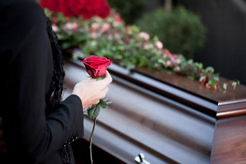 Как организовать похороны? фото