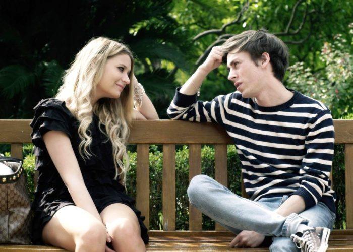 Как привлечь девушку общением? фото