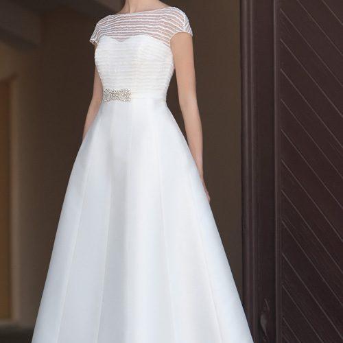 Свадебный наряд в винтажном стиле: в чем плюсы и минусы? фото