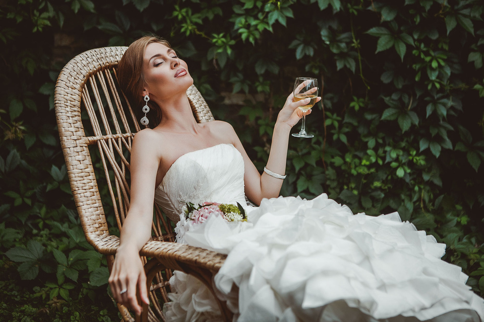 К чему снится выходить замуж в белом? фото