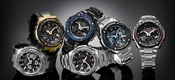 Чем хороши часы Casio? фото