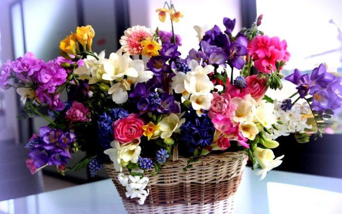 К чему снятся красивые цветы? фото