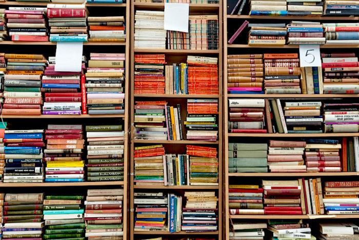 Где можно сдать ненужные книги в Москве? - фото