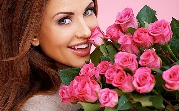 Какие цветы любят женщины? фото