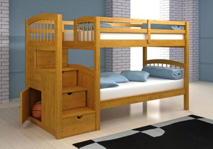 Как выбрать двухъярусную кровать? - фото