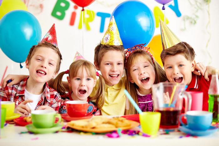 Как организовать день рождения ребенка? фото