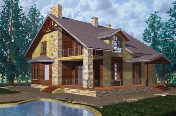 Что включает в себя проект частного дома? - фото