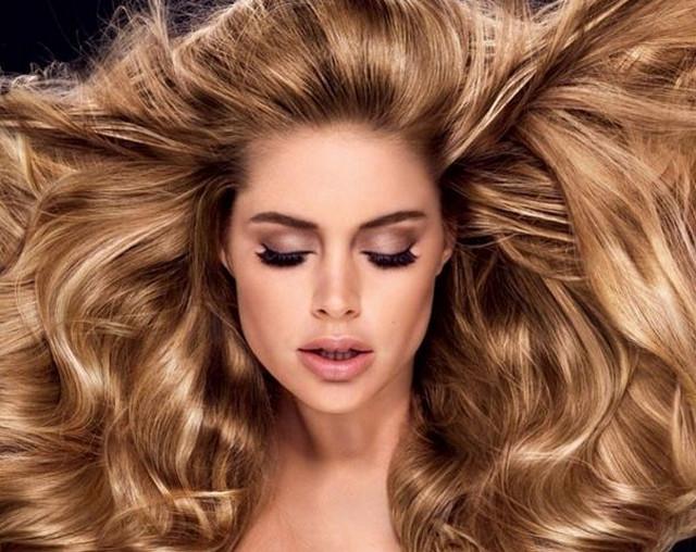 Как сделать волосы густыми и объемными? фото