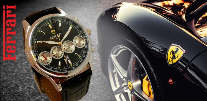 Чем хороши часы Ferrari? фото