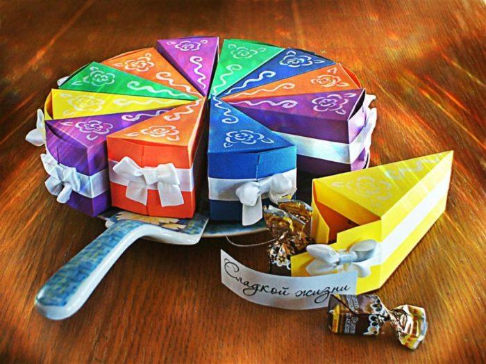 Как сделать упаковку для подарков своими руками? фото