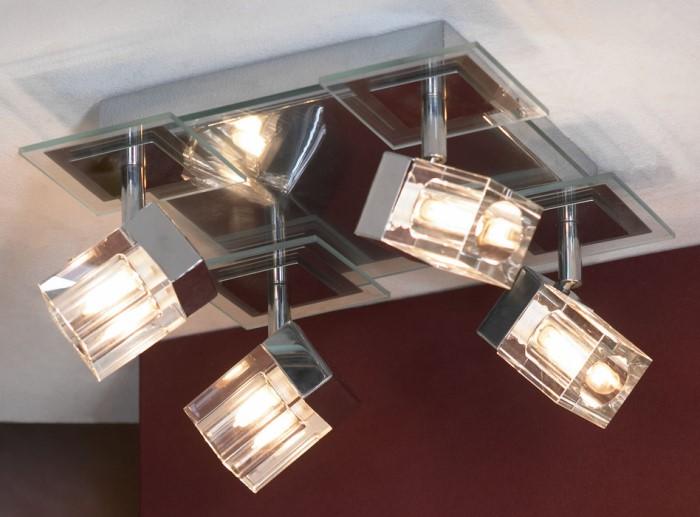 Как подобрать светильник для низкого потолка? фото