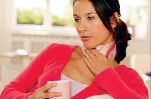 Как лечить больное горло? фото