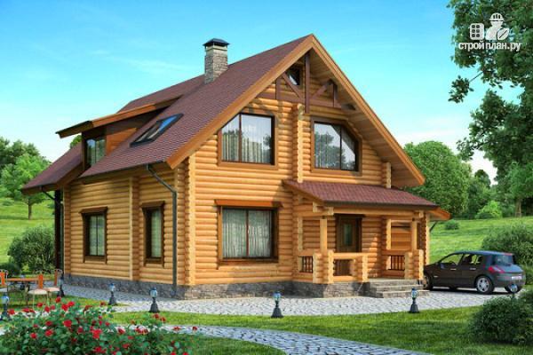 Как построить деревянный дом своими руками? фото