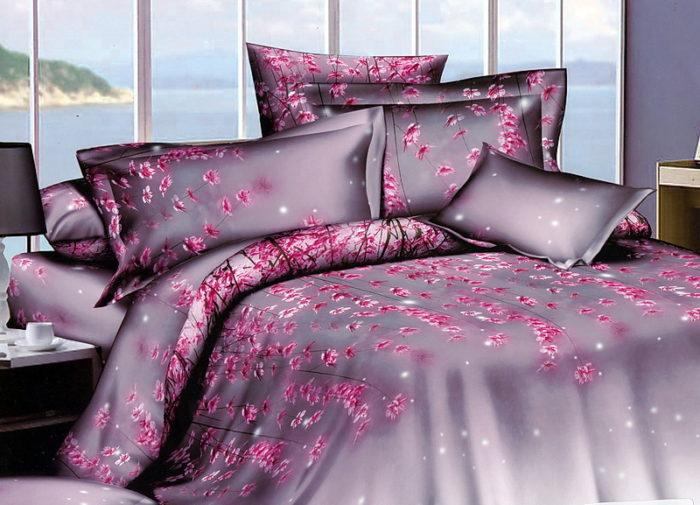 Как выбрать семейное постельное белье? фото