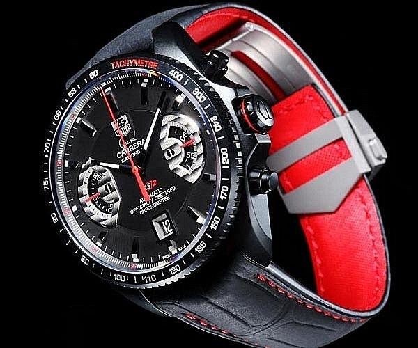 Чем хороши часы Tag Heuer Grand Carrerа? - фото