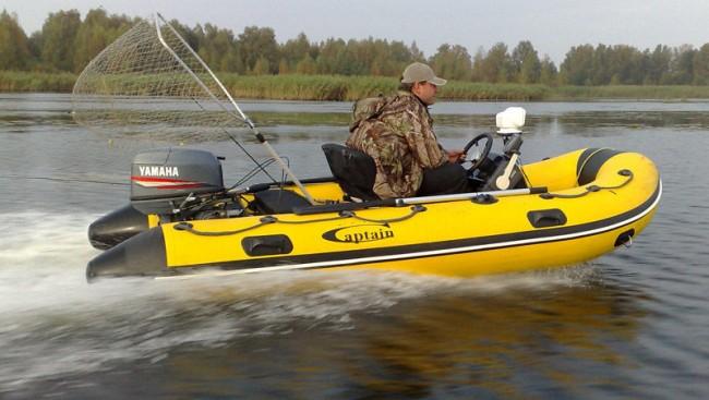 Как выбрать надувную лодку ПВХ? - фото
