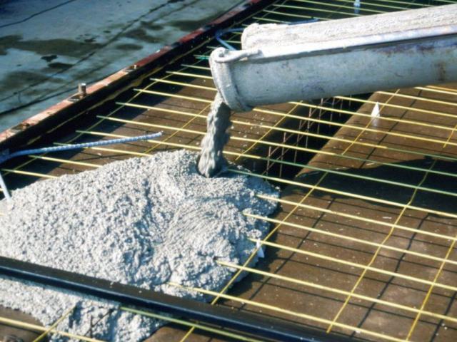 Какой марки бетон выбрать для фундамента? фото