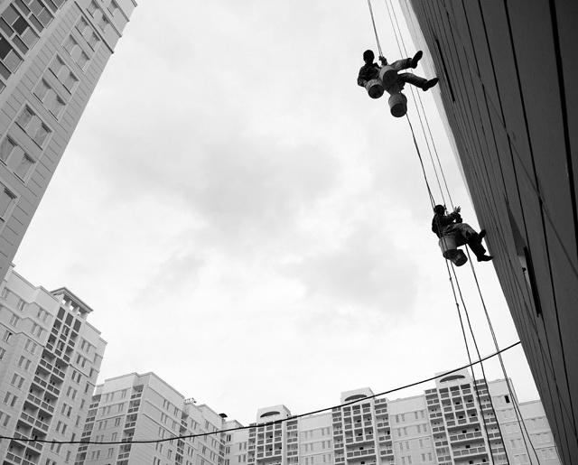 Сайт promalp moskva.ru предлагает лучшие условия по предоставлению услуг промышленных альпинистов Москвы фото