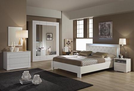 Как сделать спальню в стиле модерн? фото